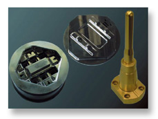 Coated Injection Molding